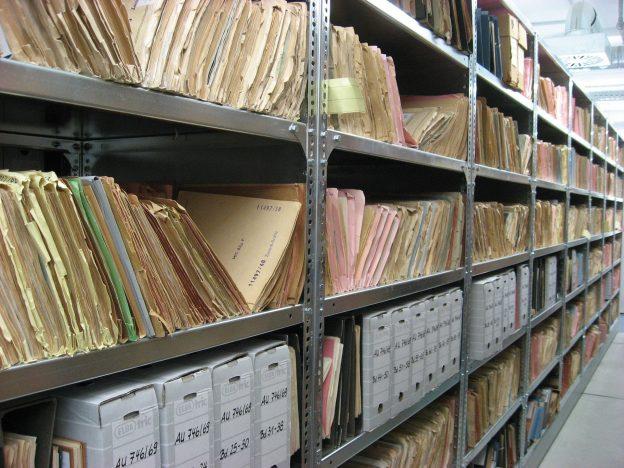 Archives d'une entreprise